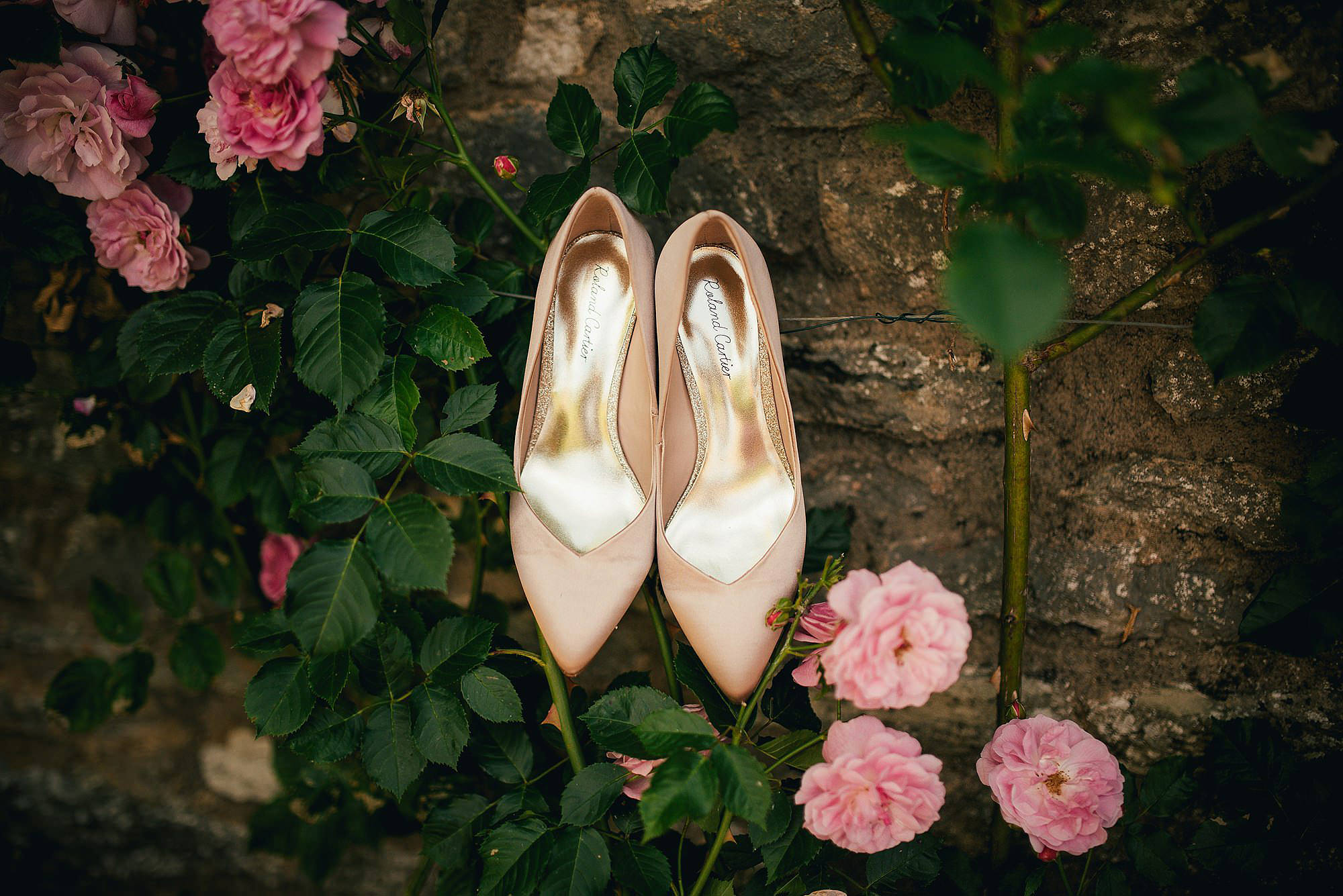roland cartier wedding shoes