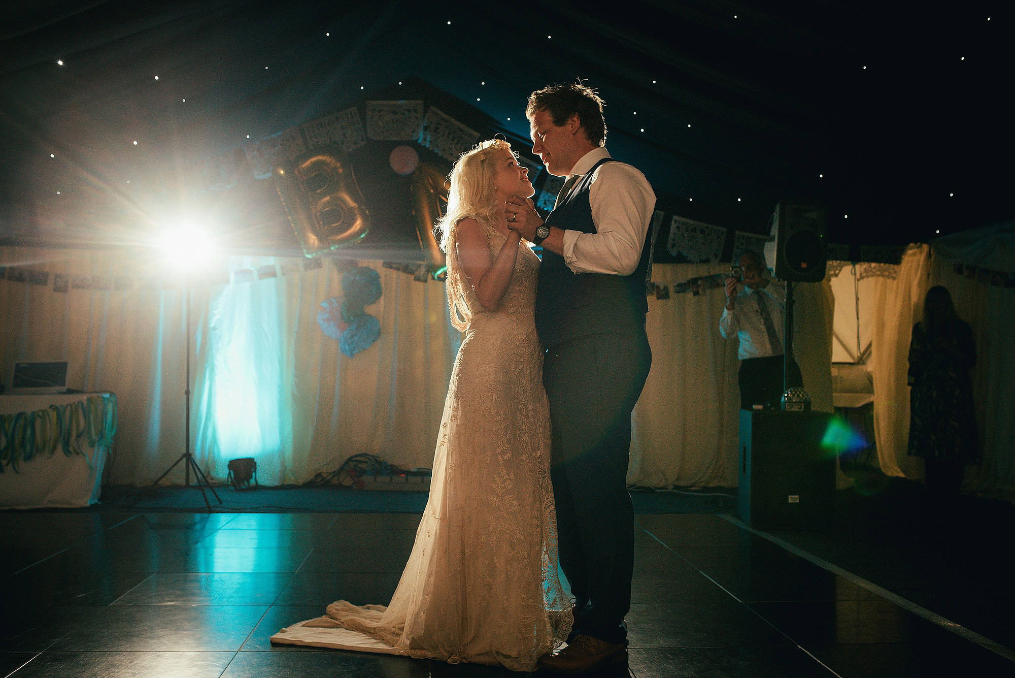 first dance starlit marquee full lenth