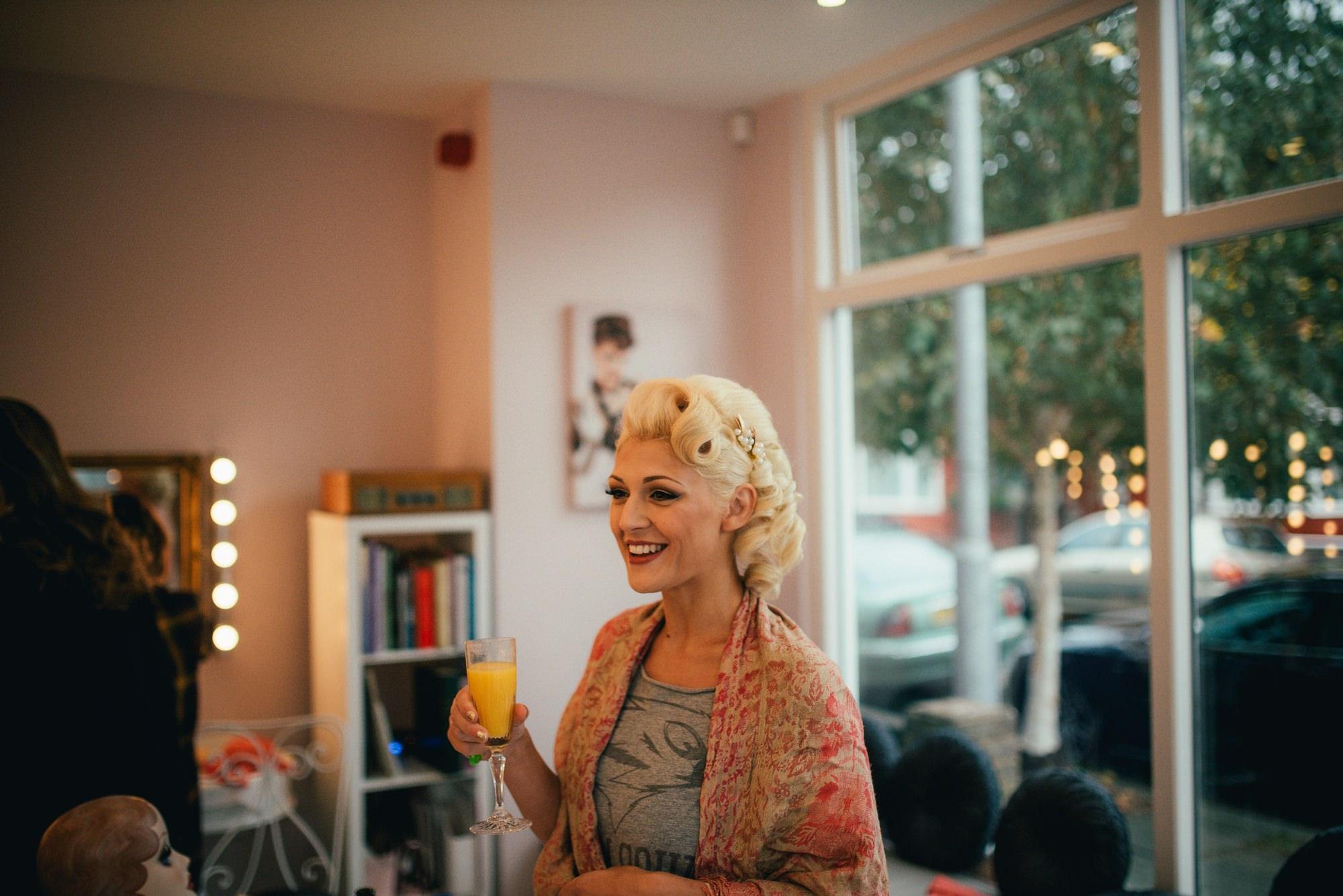 Vintage Beauty Parlour