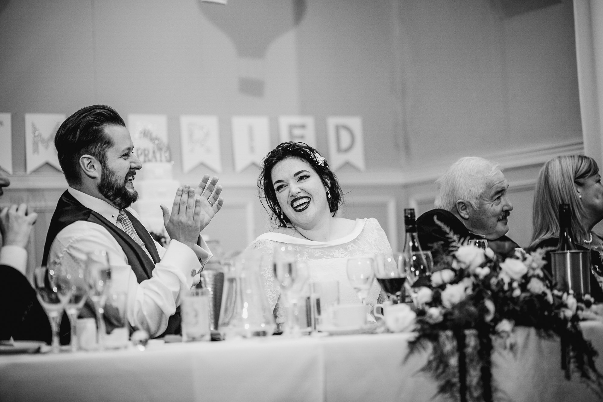 happy bride speeches