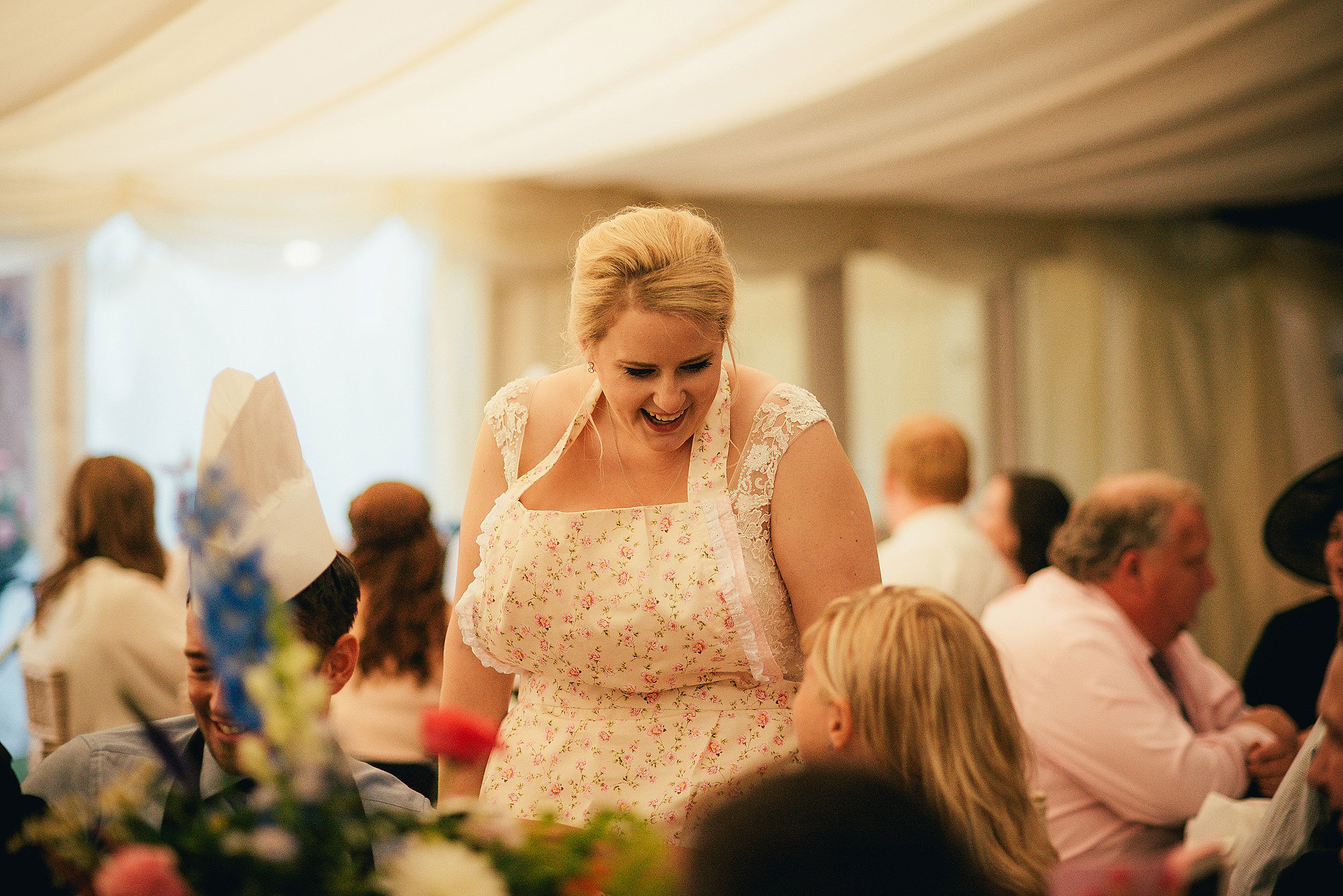 Flanesford Priory by Hereford Wedding Photographer