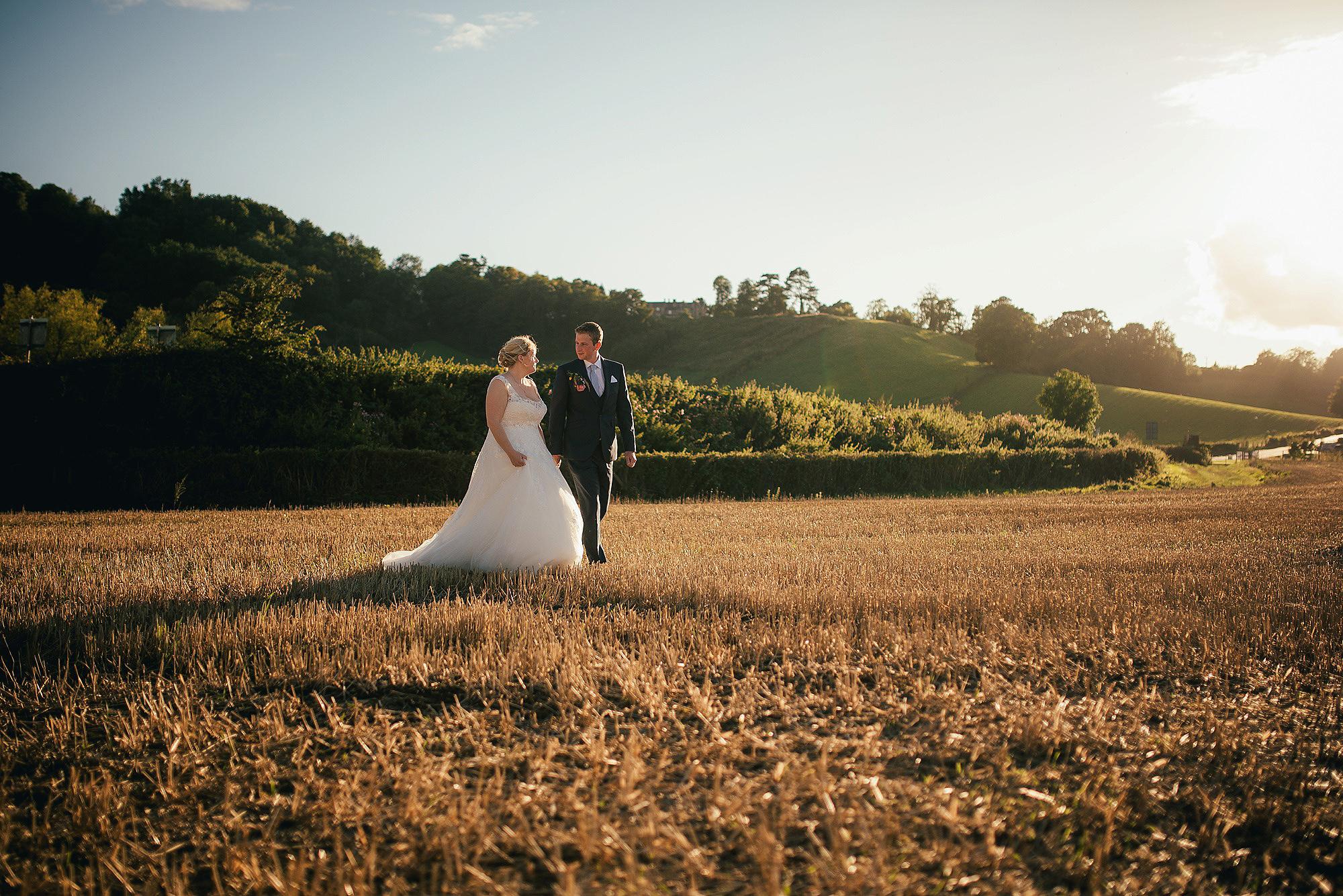 Flaneford Priory Wedding Photographer Herefordshire
