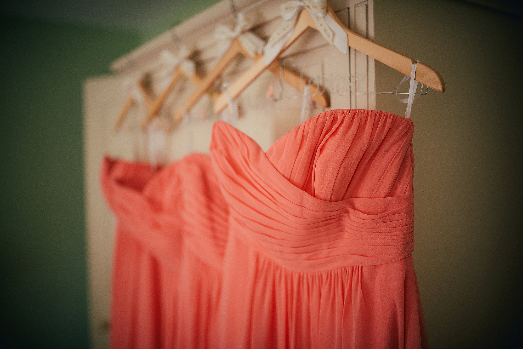 Bridesmaid Dresses at Abbeywood Estate