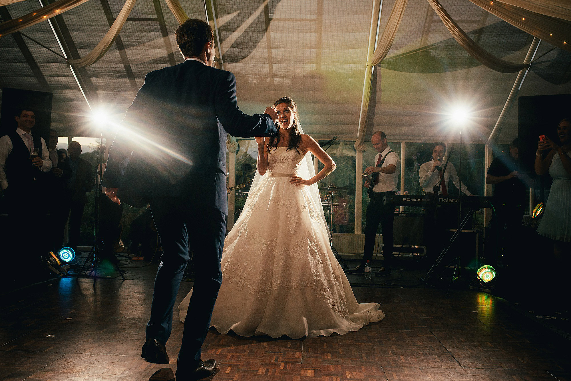First Dance Abbeywood Estate Delamere